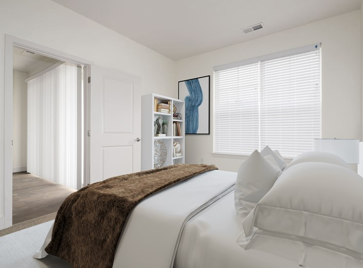 Bedroom With Plenty Of Natural Lights at Avenue Grand, White Marsh
